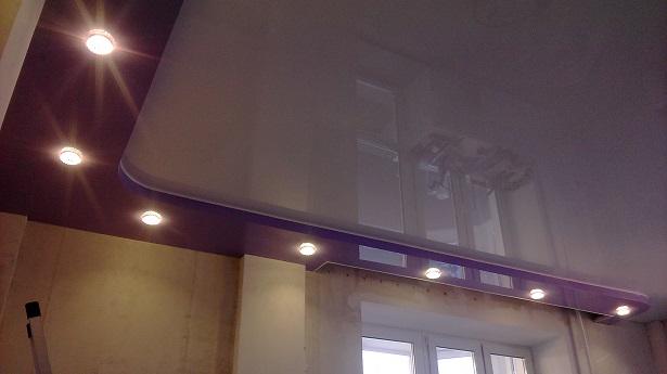 Качественные натяжные потолки Тюмень