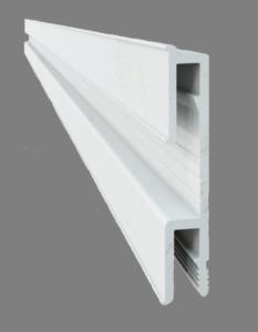 Багет ПВХ для 3D натяжных потолков