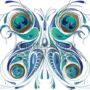 бабочки 046