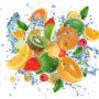 фрукты 020
