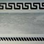 Мрамор с серебром