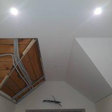 5 этап Установка потолка