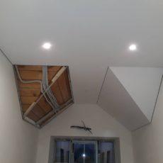6 этап Установка потолка